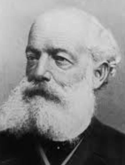 아우구스트 케쿨레(1829~1896)