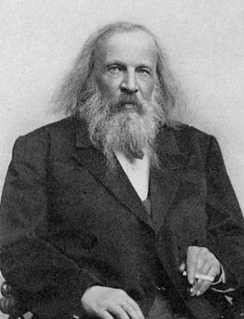 1869년 멘델레예프가 주기율표를 만들 때 골칫거리였던 희토류 원소가 150년이 지난 지금도 여전히 화학자들을 곤혹스럽게 하고 있다. 1890년대 멘델레예프의 모습이다. 위키피디아 제공