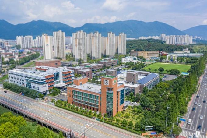 경남 창원 소재 재료연구소 전경. 재료연구소 제공.