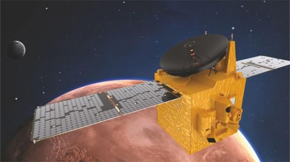 """""""UAE는 화성 탐사 통해 산유국이라는 미래 대신 지식기반 경제로 나아갈 것"""""""