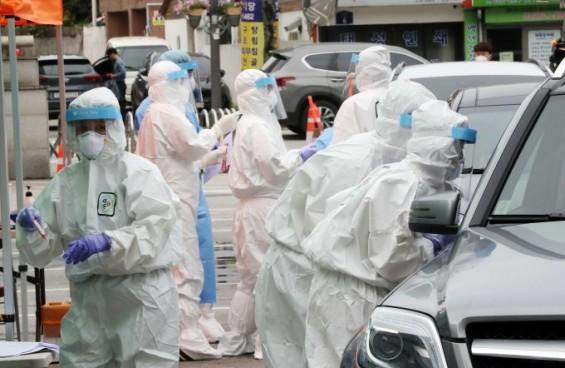 코로나19 확진자 44명 늘어난 1만 3181명...충청·호남권 감염위험 높아져