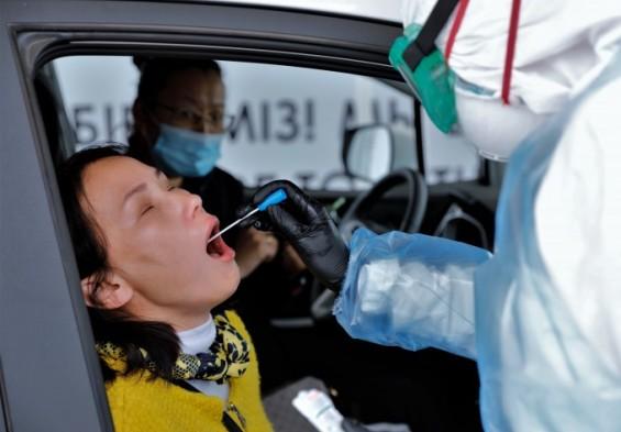 카자흐스탄 정체불명 폐렴 확산세…WHO