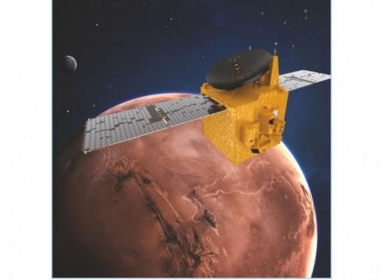 UAE 화성 탐사선 발사 또 연기 '원인은 기상악화'