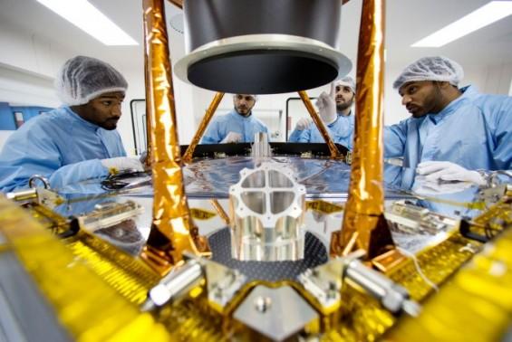 우주산업 '압축성장' 아이콘 떠오른 UAE