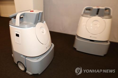 日 소프트뱅크 로보틱스, 건물 바닥 청소 로봇으로 한국 진출