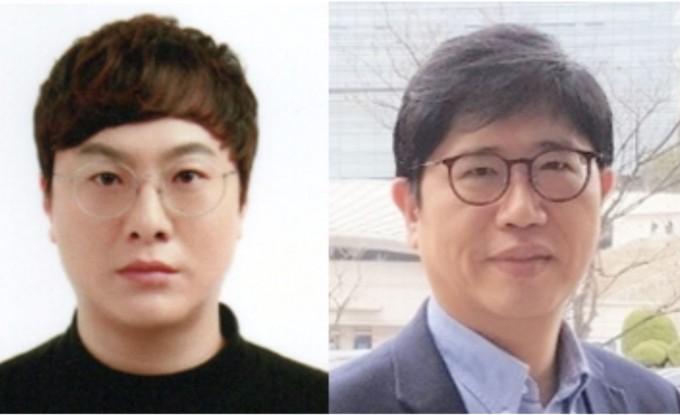 왼쪽부터 김영훈 DGIST 선임연구원과 고민재 한양대 화학공학과 교수. DGIST 제공