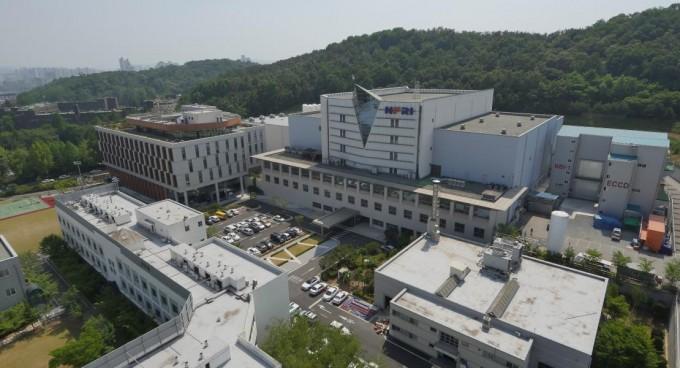 대전 유성구 국가핵융합연구소 전경. 핵융합연 제공