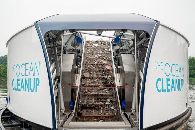 해류추적-공기장벽...바다 쓰레기 청소하는 '착한 기술'