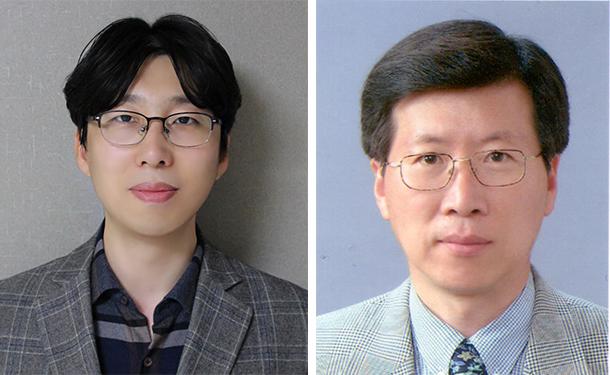정연식 KAIST 신소재공학과 교수(왼쪽)와 전덕영 명예교수. KAIST 제공.