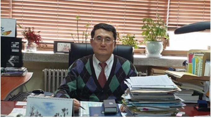 이상렬 교수. 청주대 제공