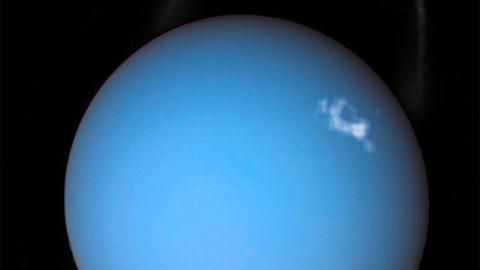 천왕성. ESA 제공