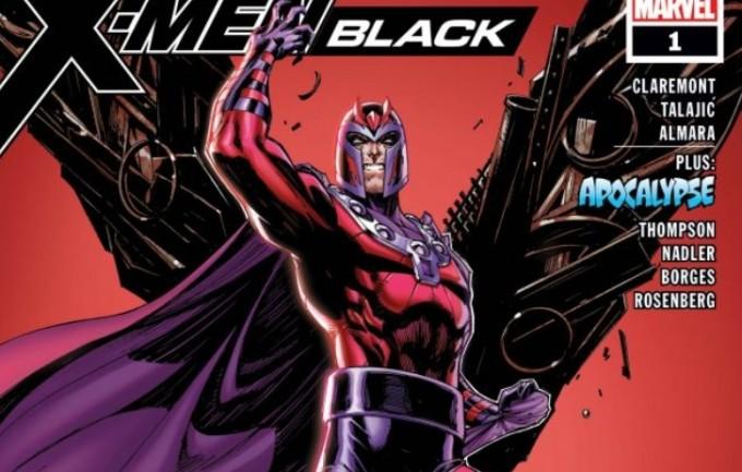 엑스맨의 대표적인 히어로 ′매그니토′. 전자기력을 이용해 금속성분을 조종한다. 마블코믹스 제공