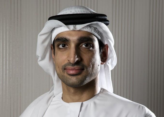 옴란 샤라프 EMM 디렉터. UAE 제공.