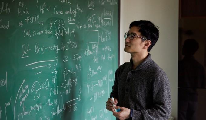 1차원 공간 대칭성 증명 김상현 고등과학원 교수, 이달의 과학기술인상 7월 수상자 선정