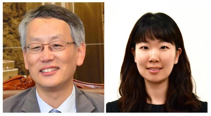 김인산(왼쪽) 한국과학기술연구원(KIST) 책임연구원과 양유수 선임연구원. KIST 제공