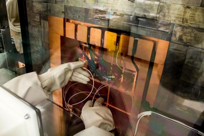 자연방사선을 99% 차단하는 PNNL의 지하 연구시설이다. 양자컴퓨터가 성능을 높이기 위해선 지하로 들어가야 할 수도 있다는 지적이 나온다. PNNL 제공