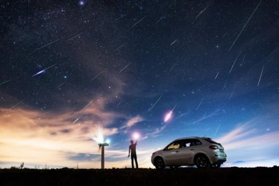12일 밤 시간당 110개 별똥별 쏟아지는 우주쇼…관측 전망 '흐림'