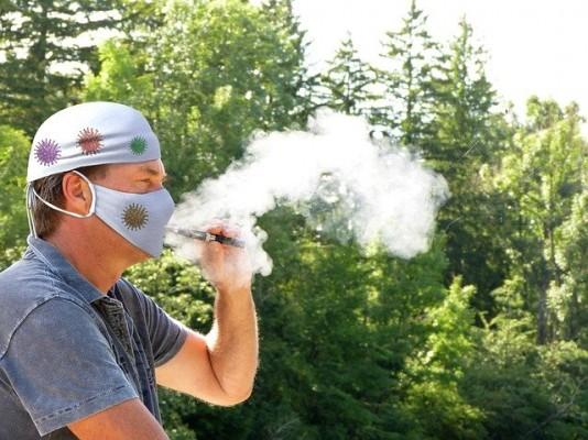 [코로나19 연구속보] 전자담배도 흡연처럼 코로나19에 위험