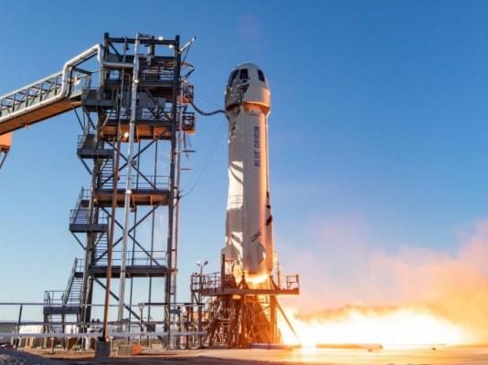 블루오리진, 24일 우주여행용 로켓 뉴셰퍼드 올해 첫 시험 발사
