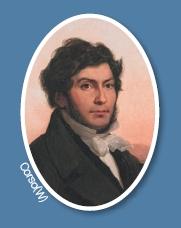 장프랑수아 샹폴리옹(1790-1832). 위키미디어 제공