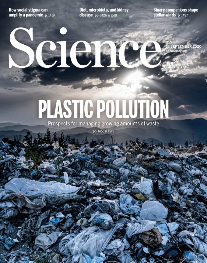 세계 각국이 플라스틱 쓰레기 감축에 노력을 기울여도 지금 수준대로라면 2030년까지 플라스틱 쓰레기가 5300만t이 발생할 것이라는 암울한 전망이 나왔다. SCIENCE 제공