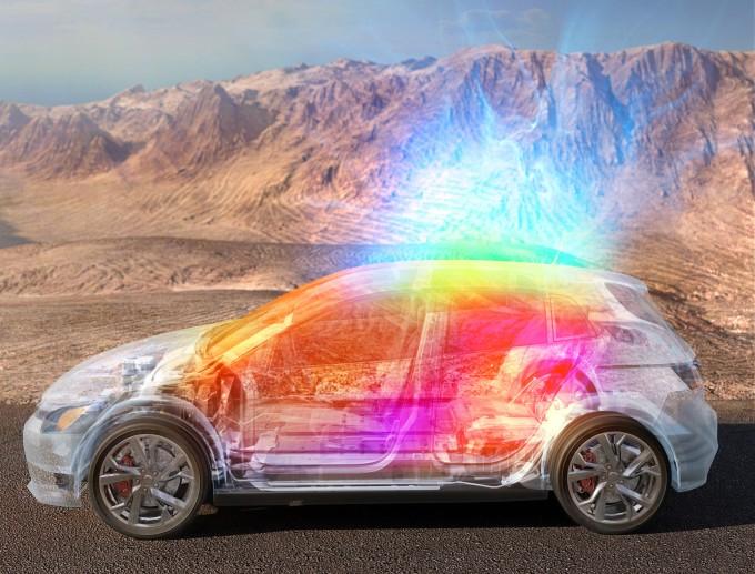 뜨겁게 달궈진 차량 등 밀폐된 실내의 열을 바깥으로 방출시킬 수 있는 소재가 개발됐다. 전력을 사용하지 않고도 내부 공간의 온도를 낮출 수 있어 건물과 자동차, 전자기기 등에 널리 활용될 수 있을 것으로 기대된다. GIST 제공