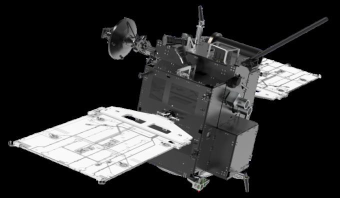 시험용 달궤도선 이미지. 항우연 제공
