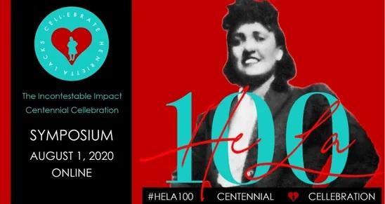 '헨리에타 랙스 100주년 기념사업회'는 그가 태어난 달인 8월부터 1년간 일대기를 조명하고 그가 남긴 업적을 평가하는 기념사업을 시작했다. 헨리에타 랙스 100주년 기념사업회 제공