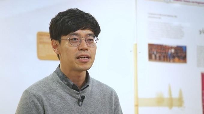 김동우 교수. 동아사이언스DB