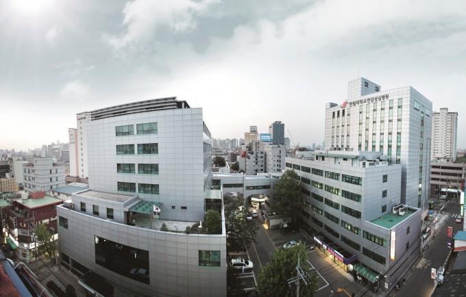 한강성심병원 전경. 한림대의료원 제공