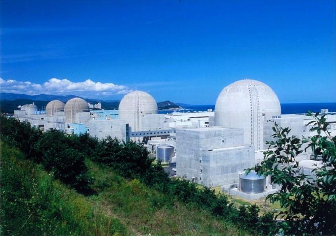 한울원자력발전소 전경. 한국수력원자력 제공