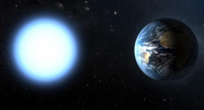 이번 외계 행성 발견으로 100억 년 뒤 태양계에서도 생명체가 존재할 수 있다는 희망이 생겼다. 지구는 사라지더라도 목성이나 토성이 백색왜성 태양에 가까이 오면 그 위성에서 생명체가 살아갈 수 있는 조건이 만들어질 수도 있기 때문이다. NASA 제공