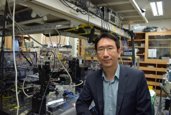 초정밀 측정센서 개발한 김정원 교수 이달의 과학기술인상