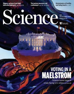 [표지로 읽는 과학]과학적 증거 묵살한 도널드 트럼프 美 행정부