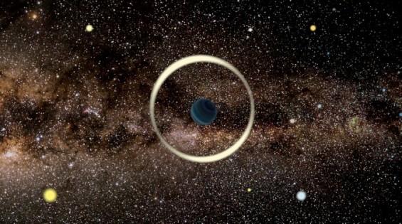 우리은하에서 지구만한 '나홀로 행성' 발견