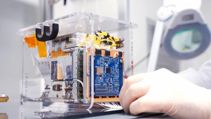 인텔 AI칩 우주로 간다…AI 장착 첫 인공위성 '파이샛-1호'