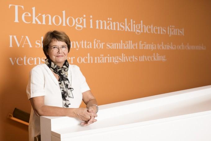 투울라 티에리 스웨덴공학한림원 회장은 세계공학한림원평의회 2020 개최를 기념해 가진 e메일 인터뷰에서 ″코로나와 기후변화, 직업 전환 등 위기 속에서 국제 협력과 포용의 중요성은 더욱 커질 것″이라고 말했다. CAETS 제공
