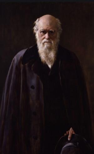 말년기의 찰스 다윈. 위키피디아 제공