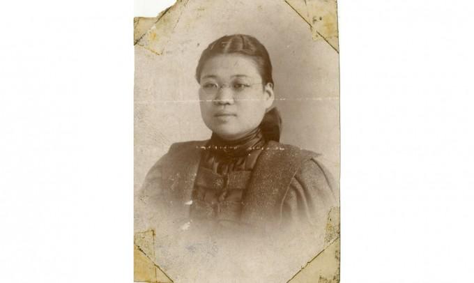 박에스더 유학시절 사진. 이화여대 제공