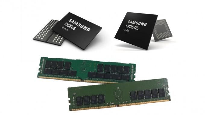 삼성전자가 개발한 3세대 10나노급 D램은 초고속, 저전력, 초박막 회로 기술로 메모리 시장 성장에 기여했다. 한국공학한림원 제공