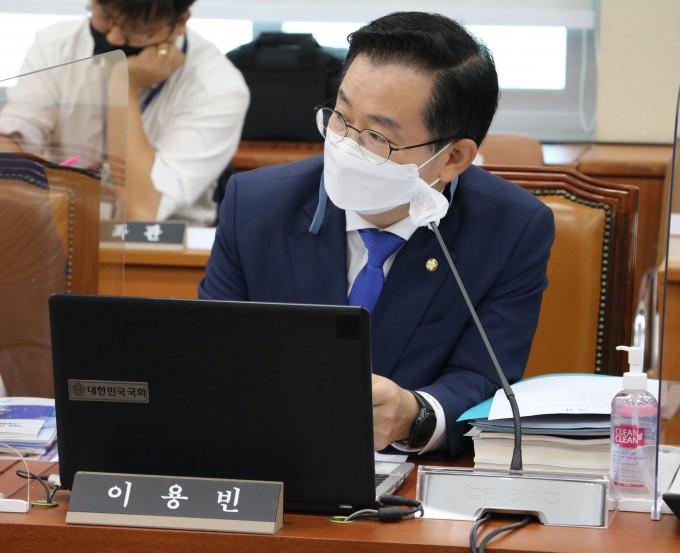 이용빈 더불어민주당 의원. 이용빈 의원실 제공