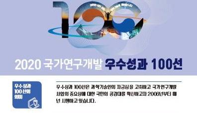 '뇌전증 치료제'·닥터앤서 등 국가연구개발 우수성과 100선 선정
