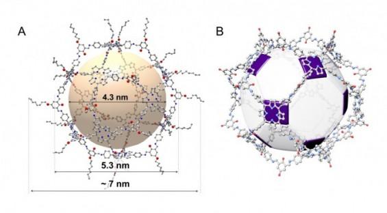 신라시대 놀이기구 주사위 닮은 약물 전달하는 '분자그릇' 개발