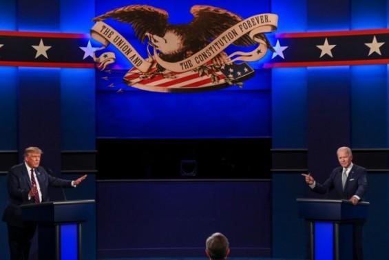 미 대선 D-1 트럼프 대통령 지지층