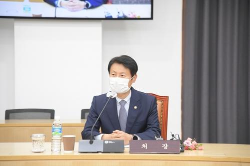 김강립 식약처장 취임…