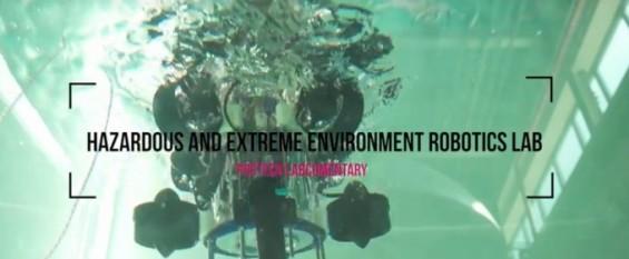 [랩큐멘터리]구룡포 바다밑 누비며 정밀해도 작성한 극한로봇