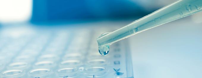 여러 사람의 검체를 혼합한 뒤 한꺼번에 검사해 코로나19 감염 여부를 빠르게 파악하는 ′취합검사법′ 등 진단검사의 효율을 높이는 데 수학이 활용되고 있다. 사진은 코로나19 진단법의 하나인 항원검사를 하는 모습이다. 미국질병통제예방센터 제공