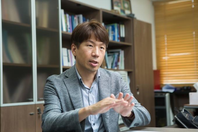 송영민 GIST 교수. 동아사이언스
