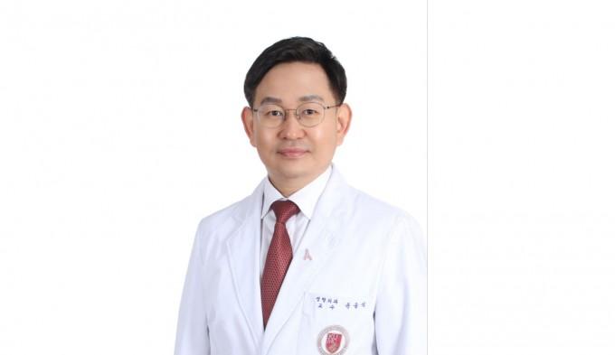 윤을식 고려대 안암병원 성형외과 교수. 고려대 안암병원 제공