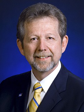 짐 그린 NASA 수석 과학자. 위키피디아 제공